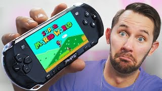 Download $30 Knockoff PSP! | 10 Ridiculous Tech Gadgets Video