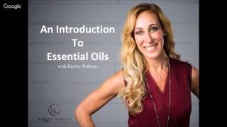 Download An Introduction to Essential Oils 2016 Video
