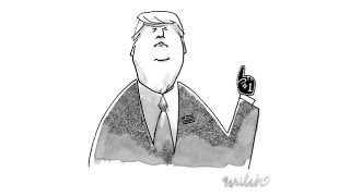 Download A Collection of The New Yorker's Trump Cartoons | The Cartoon Lounge Video