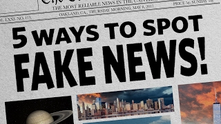 Download 5 Ways To Spot Fake News Video
