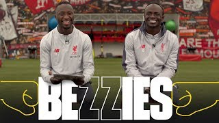 Download BEZZIES with Mane and Keita | Sadio's hair cut makes me late Video