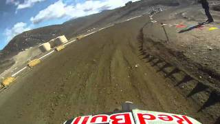 Download Ride a lap with Rick Johnson at A Day In The Dirt 2010 Motocross Grand Prix Video
