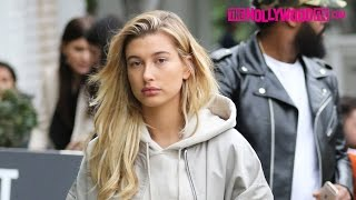 Download Hailey Baldwin Asked If She's Pregnant With Justin Bieber's Baby & His Relationship W/ Selena Gomez Video