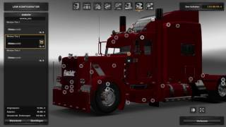 Download (Ets2 1.25)Peterrbilt 389 Custom 2.0.5 Video