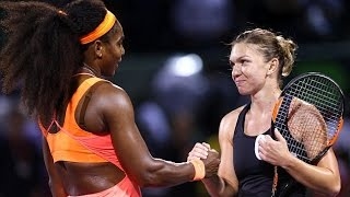 Download S.Williams VS Halep Highlight 2015 SF Video