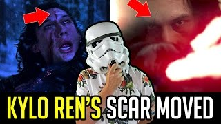 Download Kylo Ren's Scar Moved - Does it matter? Video