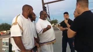 Download Street Preaching - Elder Tawab vs Christian Pastor Yellow Shirt Video