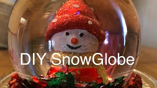 Download Dollar Tree DIY - Make your own Super Cute Snowglobe Video