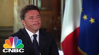 Download Why Donald Trump Doesn't Get Italian PM's Vote | CNBC Video