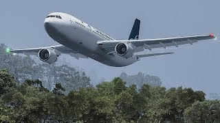 Download How a Lethal Turn Caused this Airbus A300 to Crash | Flying Blind | Garuda Indonesia Flight 152 | 4K Video