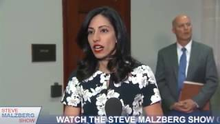 Download Malzberg | Ed Klein: Huma Back With Hillary Wants to Reconcile With Weiner to Keep Him ″In the Fold″ Video