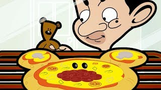 Download Mr Bean Cartoon 2018 | Pizza Bean | Full Episode Mr Bean Animated Series #12 Video