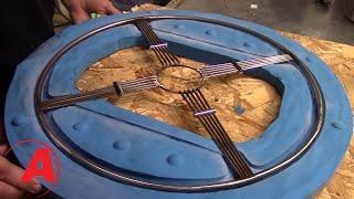 Download How to Restore a Classic Car Steering Wheel - Auto Restoration & Repair Tutorial Video