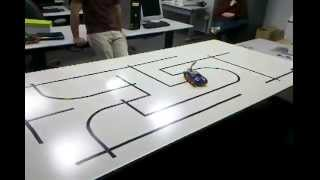 Download Arduino maze solving robot car Video