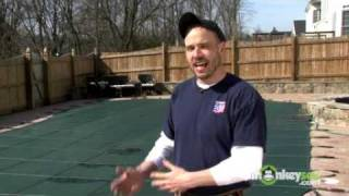 Download Open a Pool - Removing the Pool Cover Video