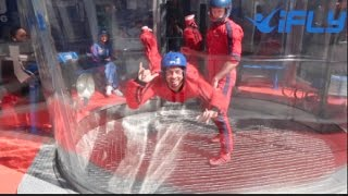 Download OUR FIRST TIME INDOOR SKYDIVING!!! Video