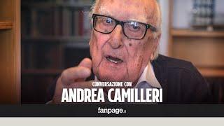 """Download Andrea Camilleri, la fine di Montalbano, la cecità e Dio: """"Mi manca vedere la bellezza femminile″ Video"""