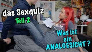 Download Lexy Roxx - Was ist ein Analgesicht ? Sexquiz mit Aaron Troschke TEIL 2 Video