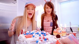 Download 4TH OF JULY CAKE CHALLENGE! 🇺🇸✨ Video