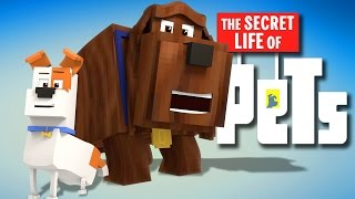 Download Minecraft Parody - SECRET LIFE OF PETS! - (Minecraft Animation) Video
