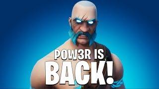Download POW3R IS BACK! 22 BOMBE CON START ASSURDA!   FORTNITE ITA Video