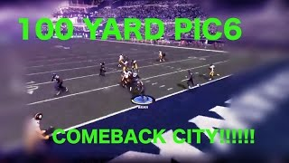 Download BEST 4TH QUARTER COMEBACK EVER. AMAZING PICk 6 SEAHAWKS VS STEELERS Video
