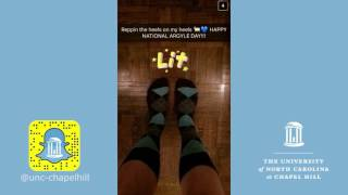 Download #UNCArgyle for National Argyle Day Video