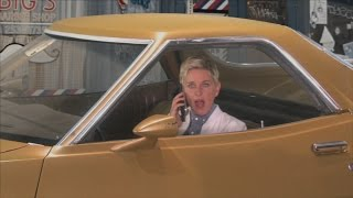 Download Ellen Makes 'Lemonade' Video