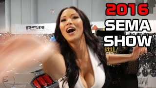 Download THE BEST OF SEMA SHOW 2016 - HIGHLIGHT REEL Video
