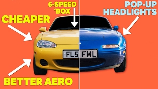 Download 6 Reasons Why The Mk2 MX-5 Is Better Than The Mk1 Video