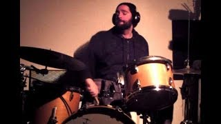 Download Wake 'N Break No. 1521 - Dual Hi-Hat Groove With Staggered Triplets | Andrew McAuley (KindBeats) Video