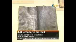 Download Hıristiyan dünyasını sarsacak İncil bulundu, 1500 yıllık, Hz. İsa'nın kullandığı Aramice Video