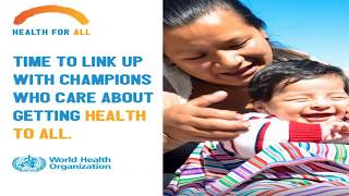 Download WORLD HEALTH DAY 2018 THEME, AIMS, SLOGAN AND CAMPAIGN - Speech Video