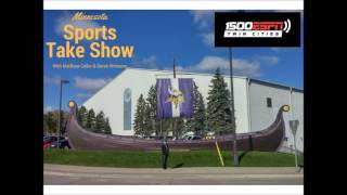 Download Sports Take Show: The Vikings were right to trade for Sam Bradford, no matter what Video