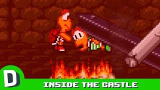 Download What Really Happens When Mario Destroys Castles Video