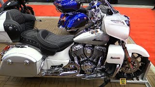 Download 2018 Indian Roadmaster - Walkaround - 2018 Montreal Motorcycle Show Video