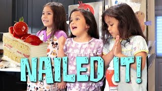 Download WE NAILED IT!!! - itsjudyslife Video