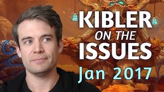 Download (Hearthstone) Kibler On Current Issues: January 2017 Video