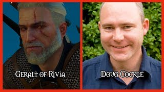 Download Characters and Voice Actors - The Witcher 3 (Updated) Video