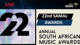 Download 22nd South African Music Awards, Durban: 04 June 2016 Video