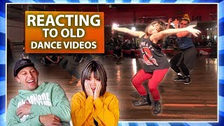 Download REACTING TO OUR OLD DANCE VIDEOS w/ Bailey Sok Video
