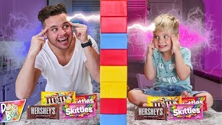Download Twin Telepathy Challenge! 🔮 (FAMILY EDITION!) Video
