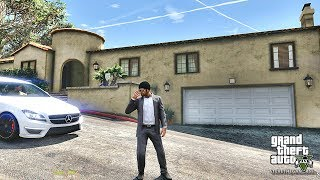 Download GTA 5 REAL LIFE MOD - TREVOR'S WAY - PART 14 (GTA 5 REAL LIFE MOD PC) BANK ROBBERY Video