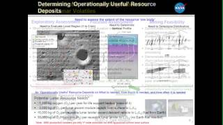Download Future Missions and In Situ Resource Utilization (ISRU) Requirements - Jerry Sanders Video