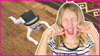 Download Being a BABY in Who's Your Daddy game, playing with my Daddy FREDDY Video