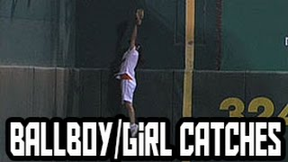 Download MLB: Ball-Boy/Girl Catches (HD) Video
