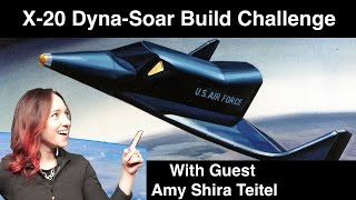 Download Space History Build Challenge - Dyna Soar - With Amy Shira Teitel Video