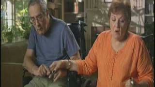 Download Caring for a loved one with Multiple Systems Atrophy - Richard and Dorothy Video