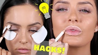Download 16 Best Makeup & Beauty Hacks 2017! Chloe Morello Video