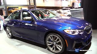 Download 2019 BMW 3 Series M340i xDrive - Exterior and Interior Walkaround - 2019 Montreal Auto Show Video
